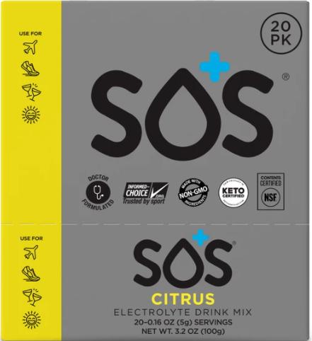 SOS 20 Pack